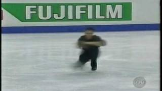 Michael Weiss Short Program - 2000 World Figure Skating Championships