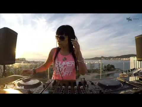 Fatima Hajji @ 9th to Up by Fiesta & Bullshit - Sol House Ibiza 25 05 2018 (Videoset)