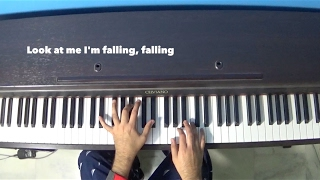Alesso - Falling Piano Cover By Angad Kukreja
