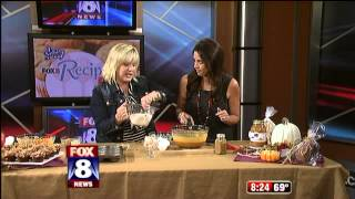 Fox 8 Recipe Box: Pumpkin Bread & Muffins