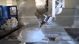 Training Coves With White Carrara Marble Bath Cnc Machines