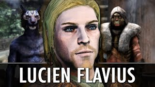 Skyrim Mod: Lucien - Fully Voiced Follower