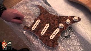 Best Fender Strat Guitar Itw - Part Two - Custom Shop (mine) - Tonymckenzie.com