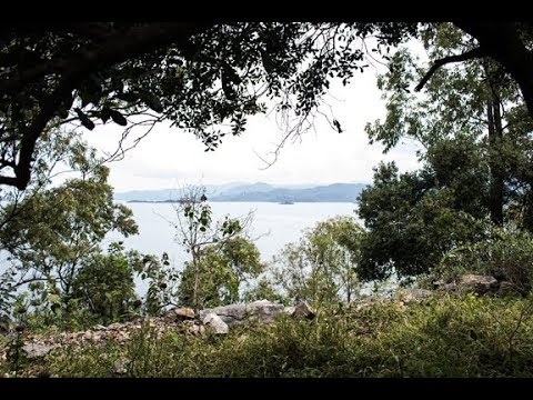 Camping in Rwanda   Peace Island   Kibuye, Lake Kivu   - 30-03-2018   -  YouTube