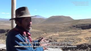 Site archéologique d'Alcaya, Bolivie