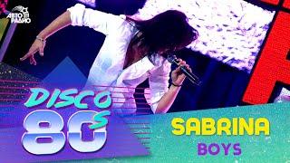 Sabrina - Boys (Disco of the 80's Festival, Russia, 2008)