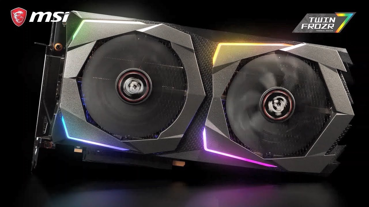MSI GeForce RTX 2070 GAMING Z - Bestia Gamingu!