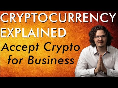 How To Accept Bitcoin For Business - Cryptocurrency Explained - Free Course