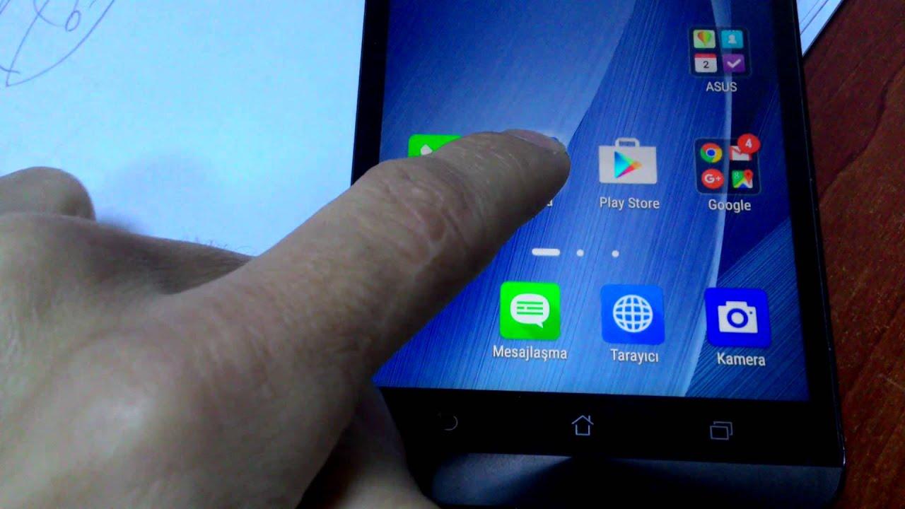 Zenfone 2 Touch Screen Problem. - YouTube