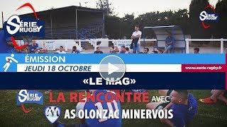 Série Rugby #LeMag - Jeudi 18 Octobre18