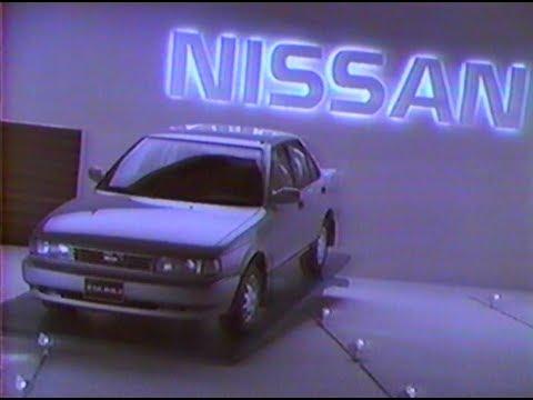 Comercial Nissan Tsuru 1992, video 2