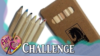 Dark Horse Color Pencil Challenge
