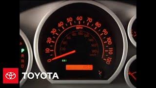 2007 Tundra How-To: 4-Wheel Drive - Shifting Procedure | Toyota