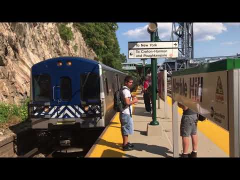 The Three Different Types of Rail Systems at Marble Hill, NY