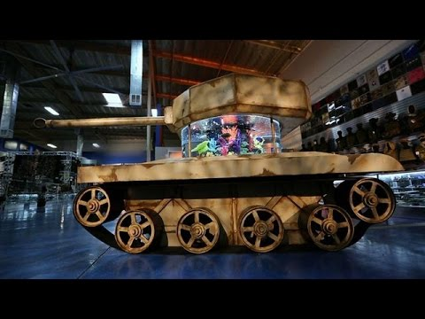 Tanked aftershow tank tank and dragon tank youtube for Fish tank show