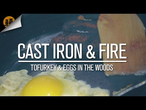 Bushcraft Lunch | Sausage & Eggs