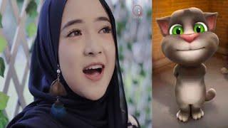 Lagu Ya Jamalu - Kucing Lucu - Kartun Anak Lucu - Talking Tom - SABYAN