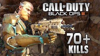 74 KILLS Domination match!!! COD: Black Ops 3 - caribbean trini gamer