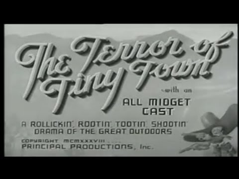 The Terror of Tiny Town (1938) - Full Movie - Jed Buell, Sam Newfield,  Billy Curtis