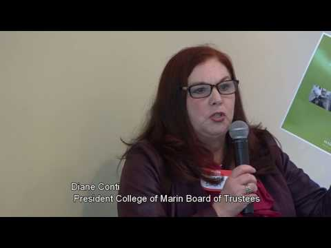 """The College of Marin and the Marin County School Districts"""