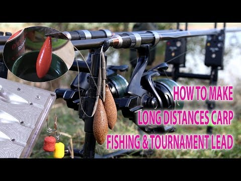*** Carp Fishing Long Distance & Tournament Lead ***