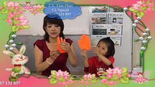 Toán Tư Duy Cho Trẻ - Hướng Dẫn Học Finger Math - Phần thực Hành 1