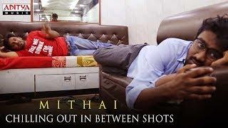 Priyadarsi & Rahul Ramakrishna Chilling Out in Between Shots | Mithai Movie | Vivek Sagar