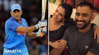 5 Reasons Why Dhoni is Captain Cool | MS Dhoni | Cricket | Captain | India | Galatta | Ziva | Sakshi