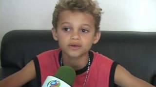 Menino de Rua volta suas origens e vem a Ji-Paraná cantar com Pepe Moreno.