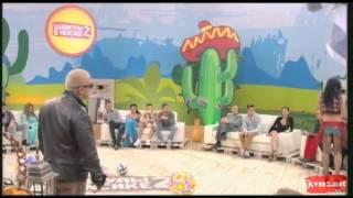Иван Ирбис VS Диана Макиева в ток-шоу Каникулы в мексике