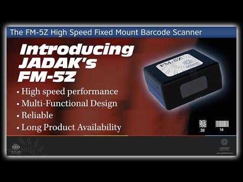JADAK FM 5Z High-Speed Scanner