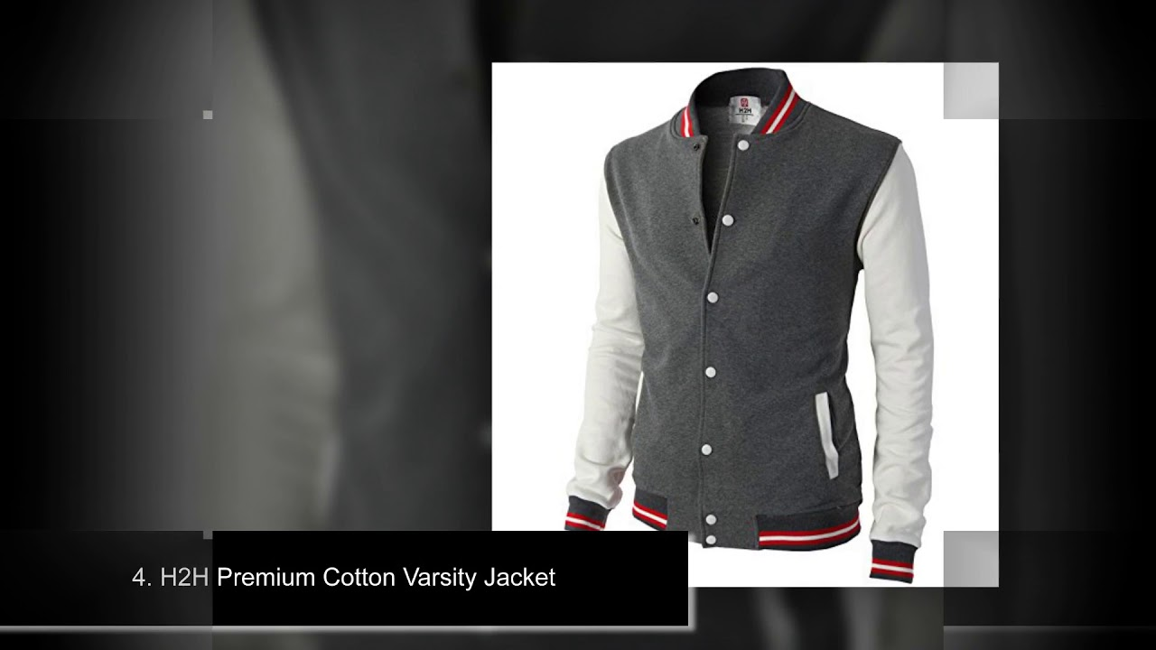 Top 10 Best Varsity Jackets For Mens Youtube