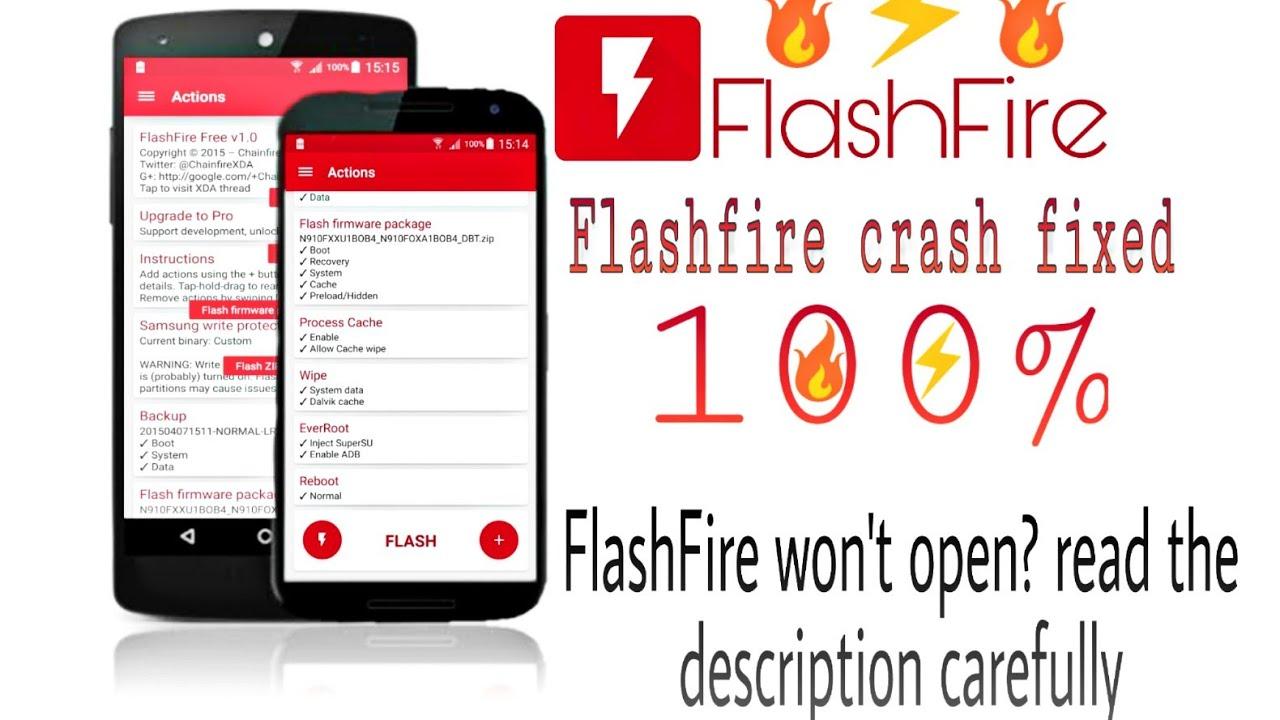 Flashfire Apk