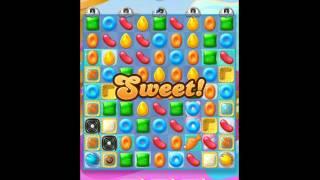 Candy Crush Jelly Saga Level 156 Hard Level No Booster 3 Stars
