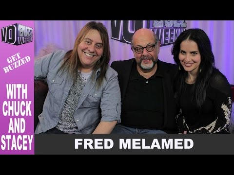 Fred Melamed PT1 - Voice Actor - Voice Over Auditions Advice EP 111