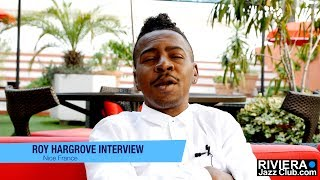Roy Hargrove Interview - May 2017