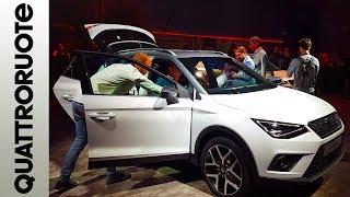 Seat Arona si presenta: ecco la nuova piccola SUV | Quattroruote