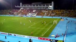 Pahang vs lions . Detik jaringan .
