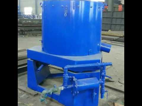 High quality gravity concentrate heavy mineral spiral separator