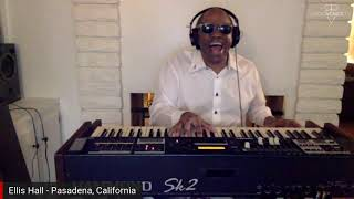 "Ellis Hall ""Higher Ground"" Stevie Wonder Cover | Radio Venice S13.E13"