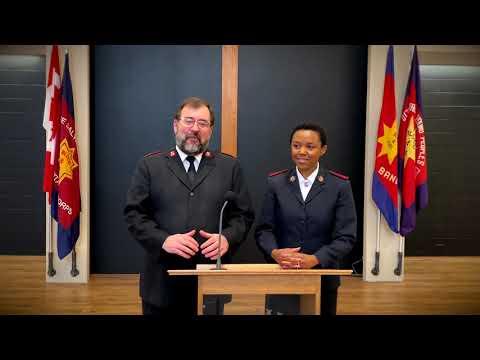 Ottawa Citadel Service - February 14th, 2021