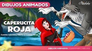 Caperucita Roja y el Lobo Feroz NUEVO Animado en Español | Cuentos infantiles para dormir