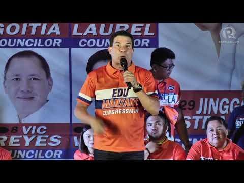 Edu Manzano: No need to be a genius in Congress