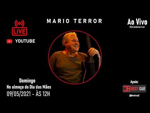 Live Mario Terror  - Dia das Mães 2021