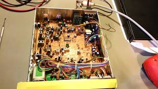 Galaxy DX 929 with 100's of kilo hertz frequency drift.  Diagnosis and repair.