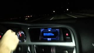 Audi A5 Test Drive