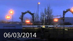 GLOUCESTER STATION CANOPY REMOVAL MARCH 2014