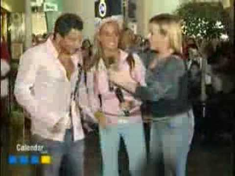 Peter andre, with katie 2005