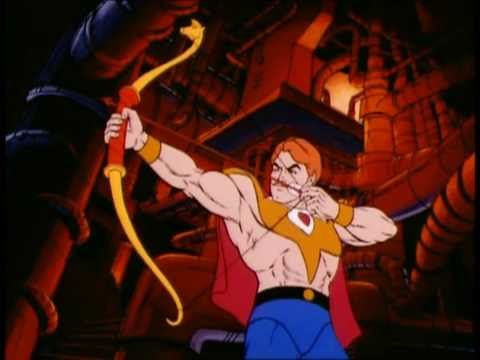 She ra Princess of Power - A Loss For Words