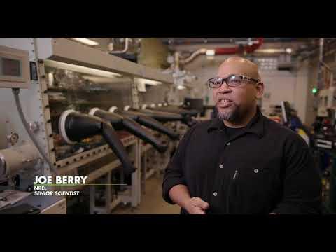 Reinventing Power: National Renewables Energy Laboratory (NREL)